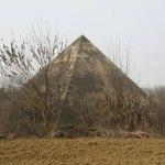 abandoned pyramids in China, Wuhan
