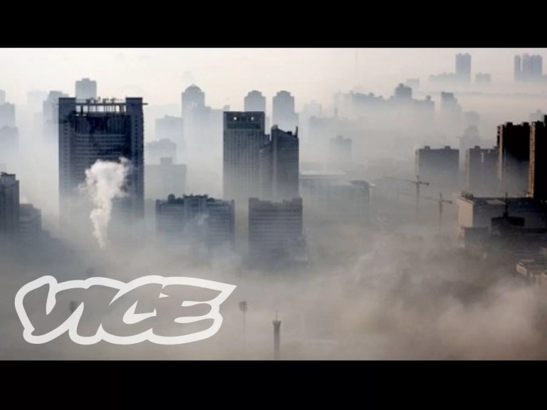 Pollution in China - Toxic Linfen