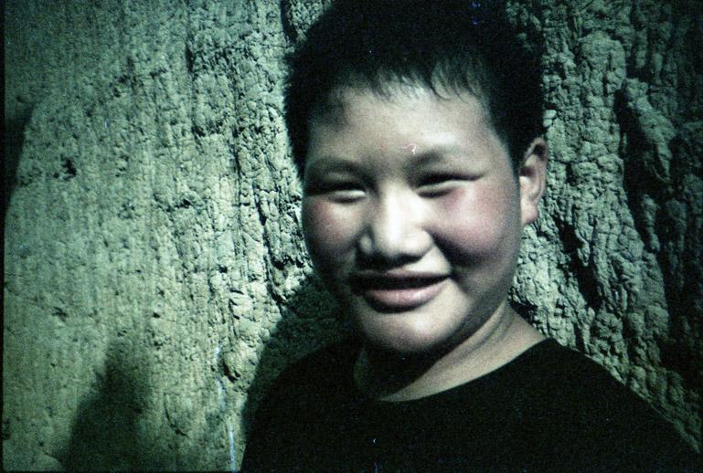 Chinese Street Children