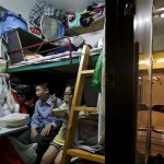 Hong Kong Cage dwellers