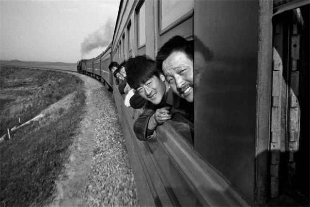 train trips in China