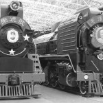 Mao Zedong locomotives