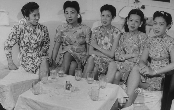 Chinese prostitutes