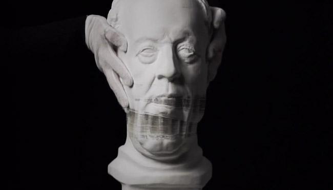 Li Hongbo flexible sculptures will blown your mind