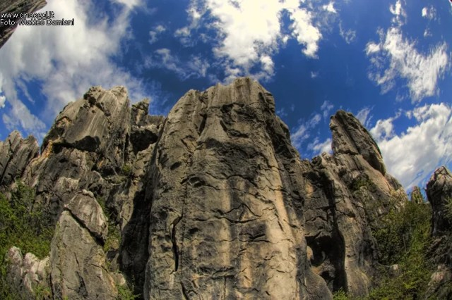 Stone Forest in Yunnan