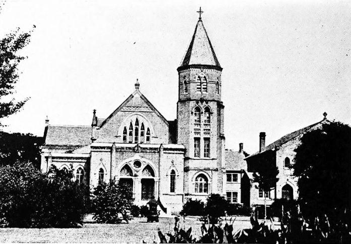 Teng Shih K'ou Church