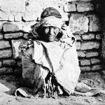 David Gamble - old images of China - beggar