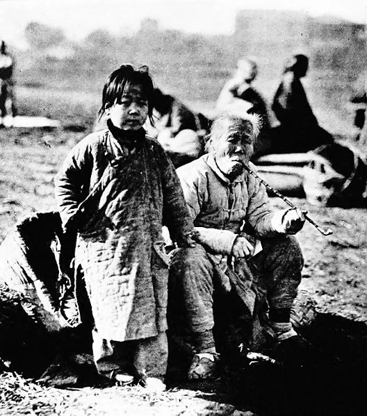 Old China pictures