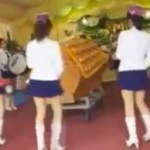 7 bizarre videos of professional mourning in Taiwan