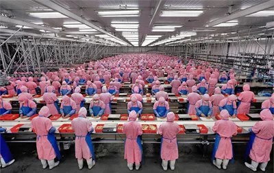 Working Conditions in China