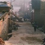 Yuanyang rice-paddy terracing images and video Yunnan China