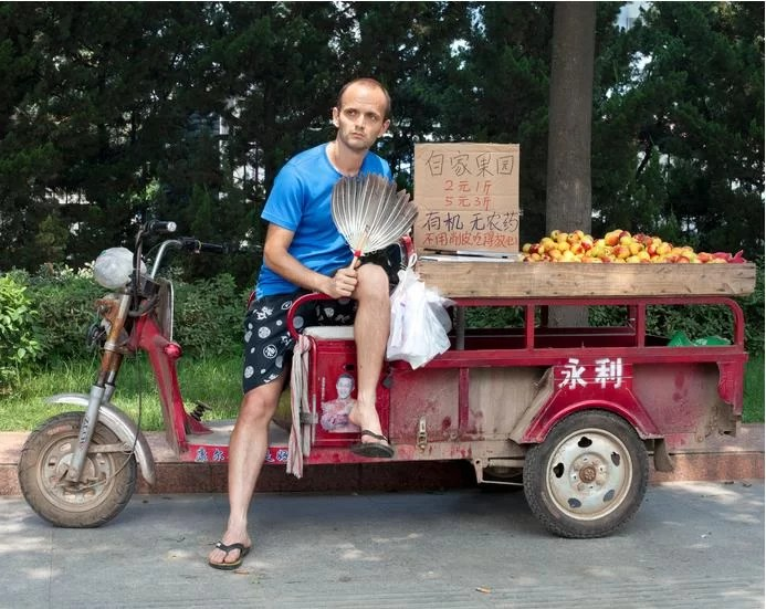 Future of China - China 2050 - Benoit Cezard