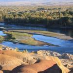 images of Kanas Lake, Xinjiang