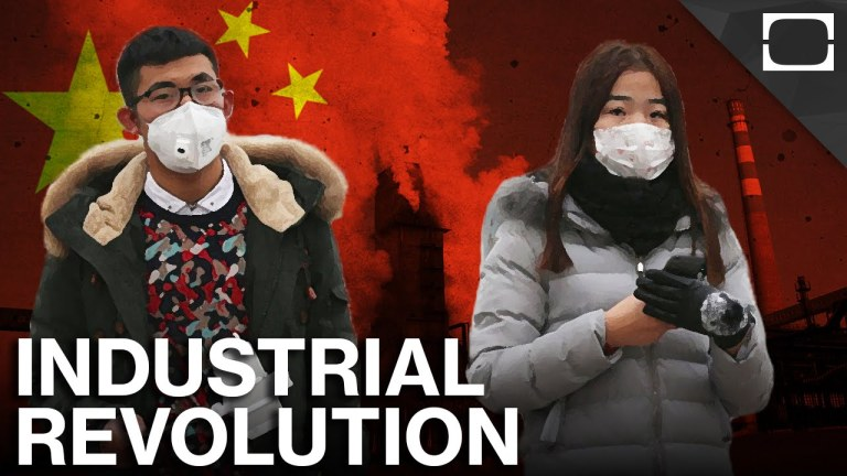 Chinese industrial revolution