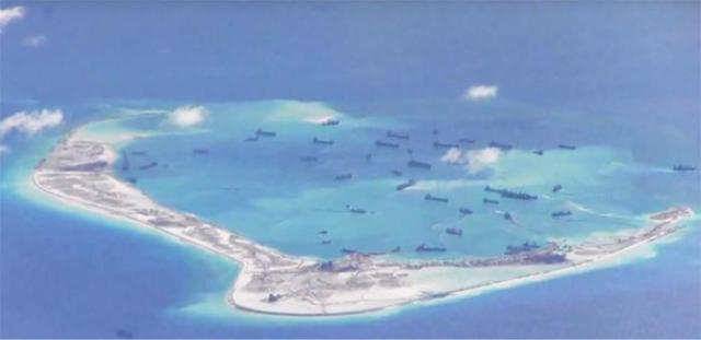 Paracels islands---expansion of China in South China Sea