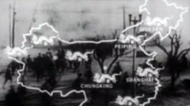 Red Chinese Battle Plan Red Chinese Battle Plan China Underground