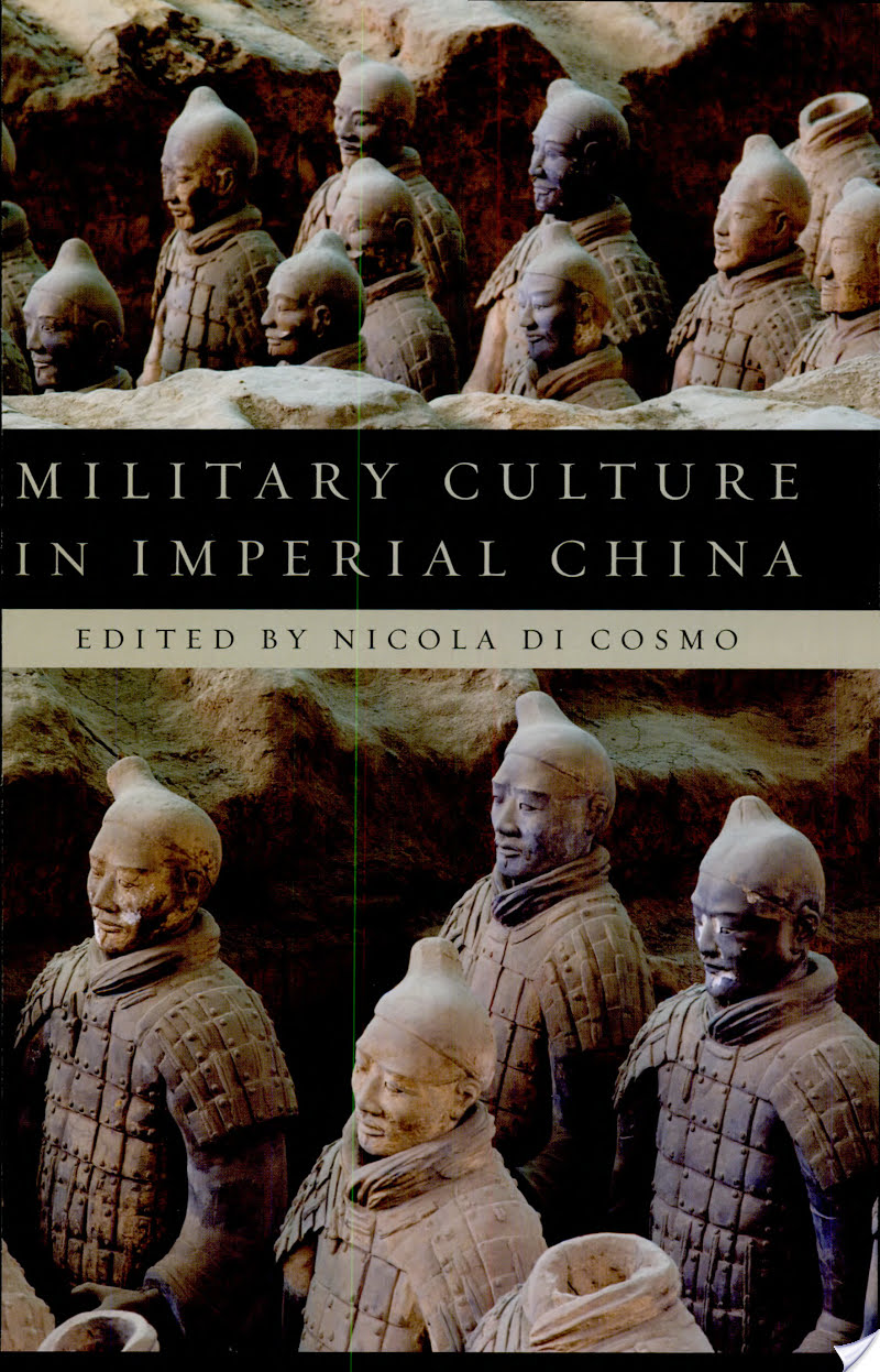 Military Culture in Imperial China