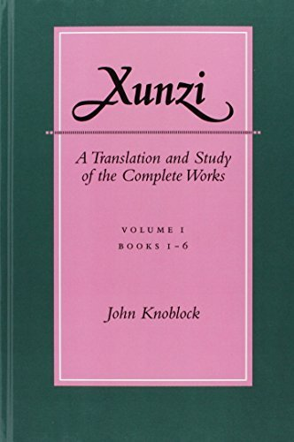 Xunzi: A Translation and Study of the Complete Works