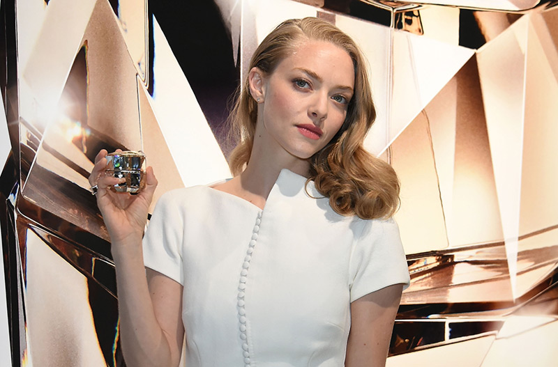 Shiseido Clé de Peau Beauté Brand muse, Amanda Seyfried, visits China