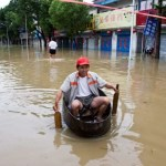 Floods hit China: almost 130 dead, 1.9 million hectares of crops damaged
