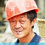 Chinese migrant worker