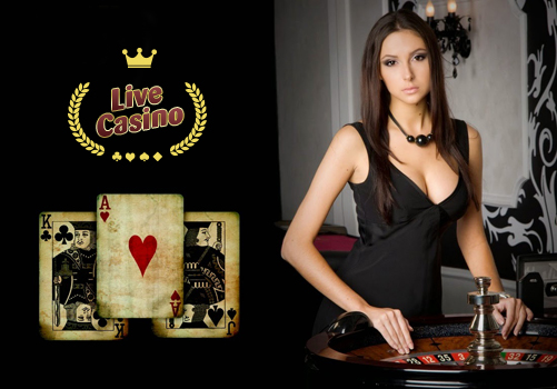 Casino with live dealer