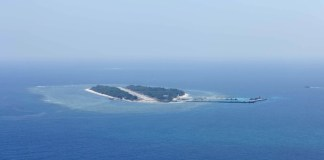 South China sea