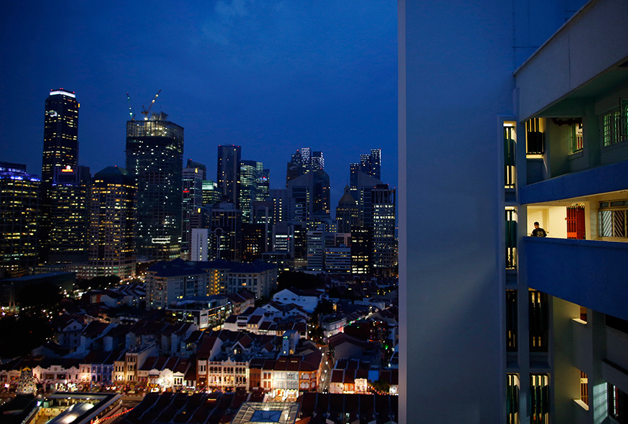 Singapore: From a Successful City to a Smart Nation