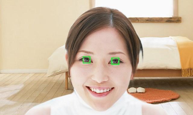VR eye-tracking