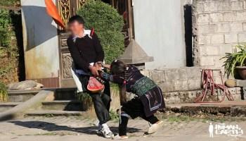 Human trafficking in China