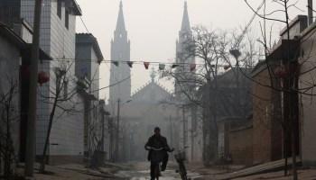 Chinese catholics