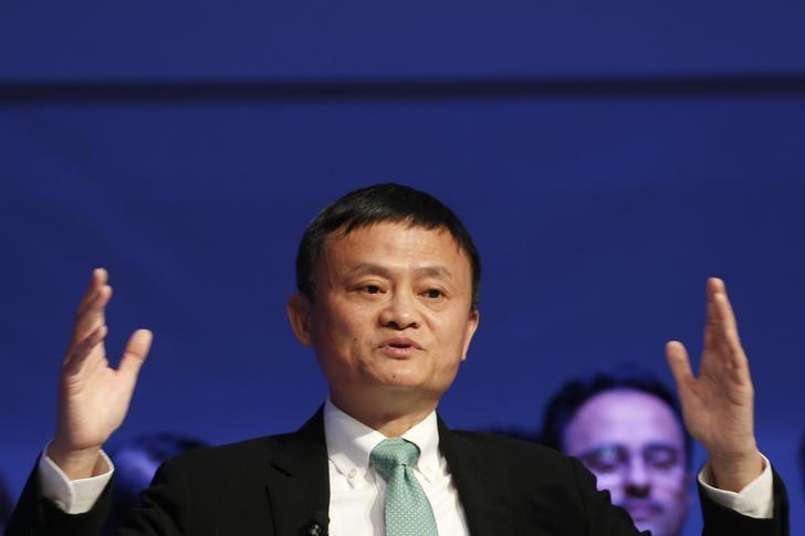 Alibaba Olympics sponsor