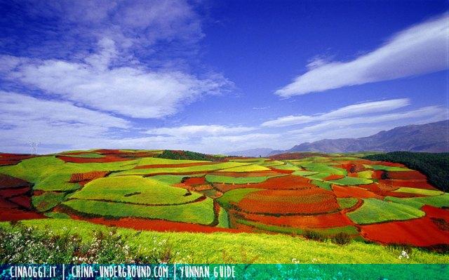 Travel to Dongchuan