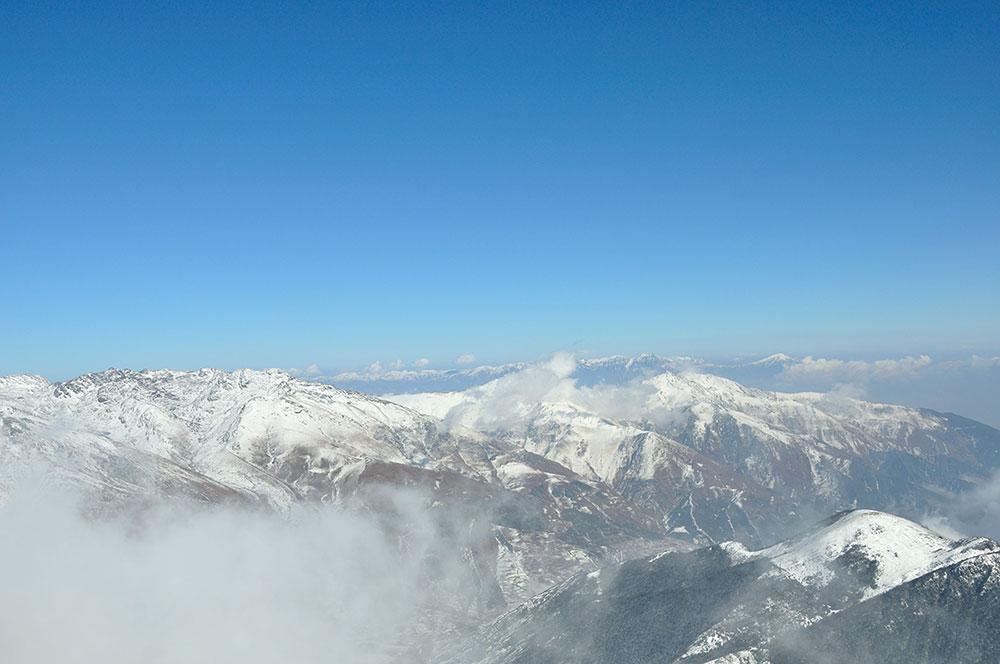 Trip to Jiaozi Snowy Mountain