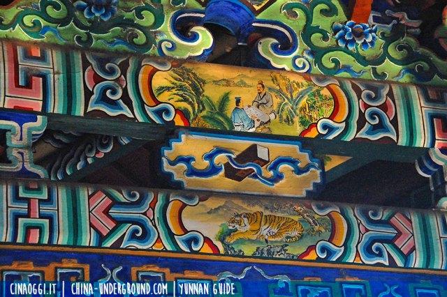 yuantong temple, kunming, yunnan