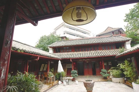 Trip to Zhu De's Former Residence