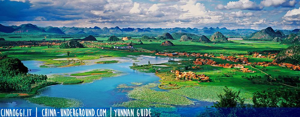 Yunnan guide - puzhehei