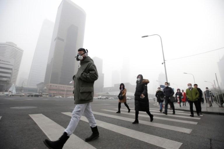 world's pollution deaths