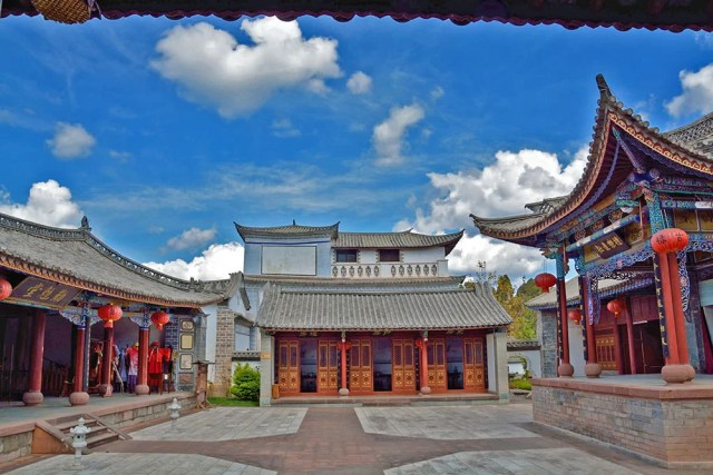 Guanglu ancient town