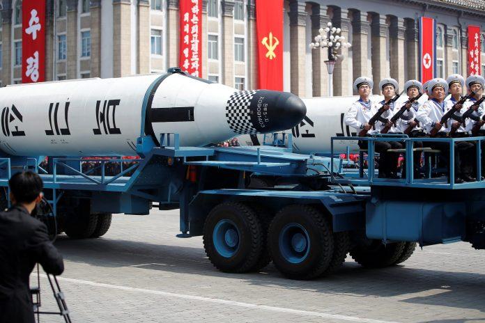 Pukkuksong missiles