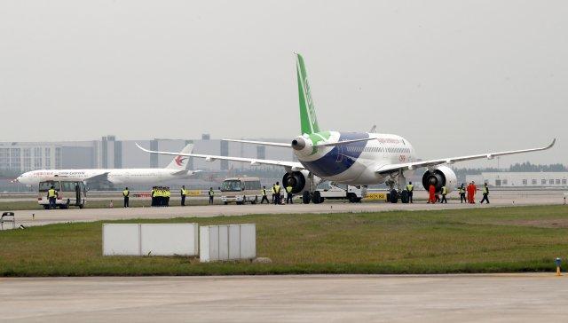 C919 Passenger Jet