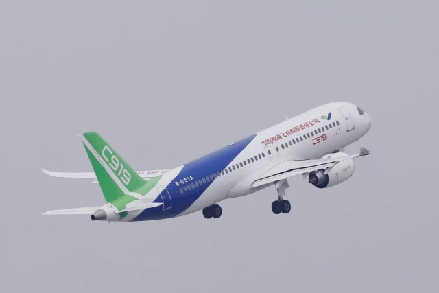 C919 Passenger Jet: With maiden jet flight, China enters dog-fight with Boeing, Airbus