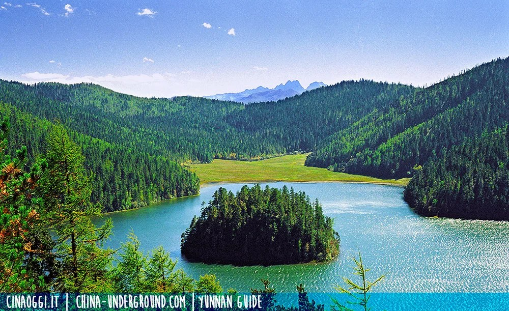 Bita Lake, Deqen county