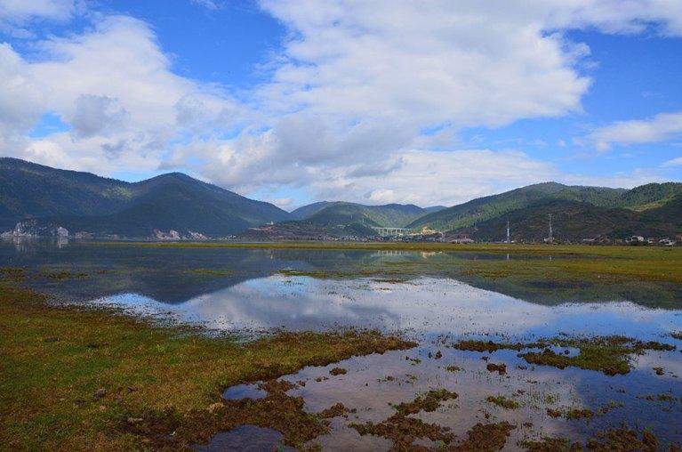 napahai-lake