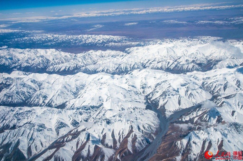 Qilian-Mountains