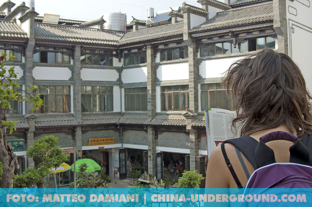 solo female travellers in China