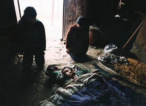 AIDS Village Henan China