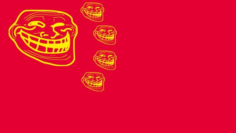 Chinese trolls