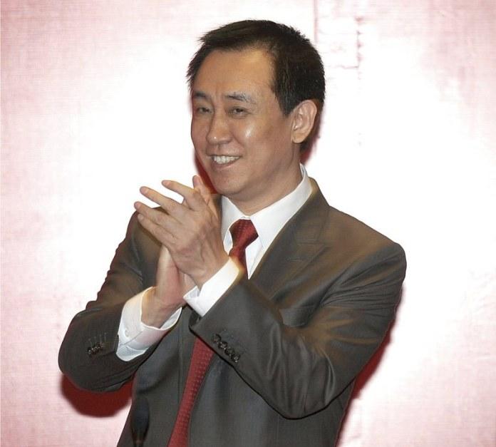 Xu-Jiayin - China's rich list
