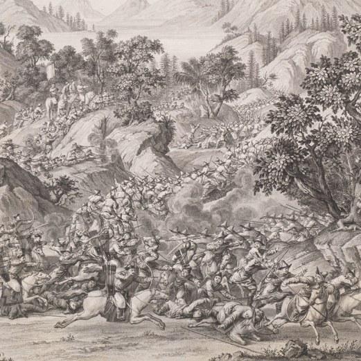 The Battle of Qoš-qulaq